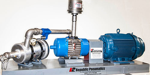 Gardner Denver Pump Systems