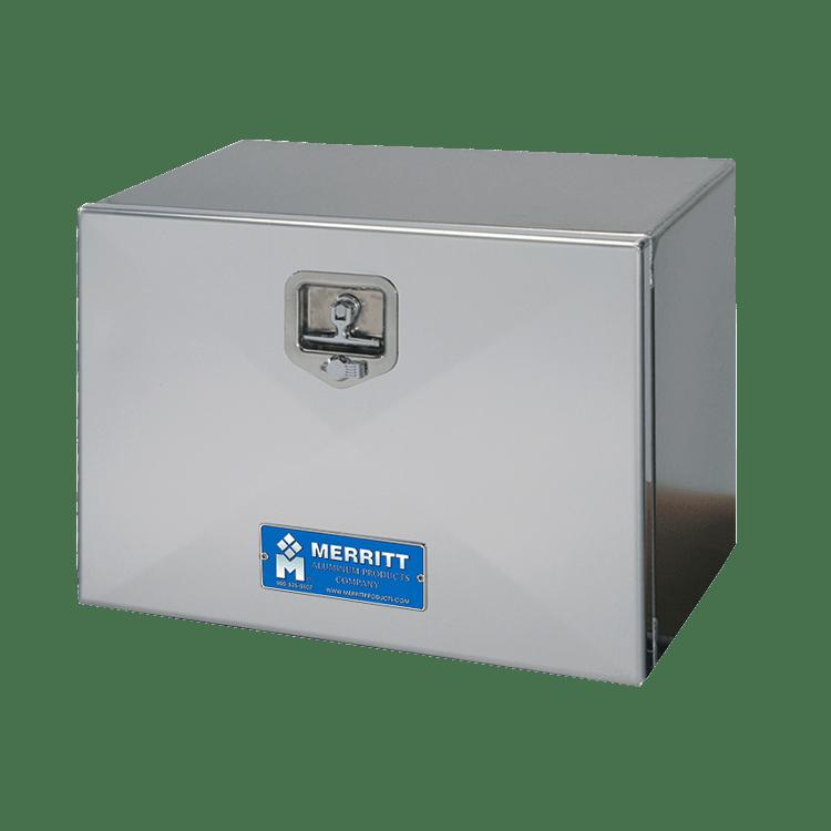 Merritt Aluminum Products Tool Box for Semi-Trucks