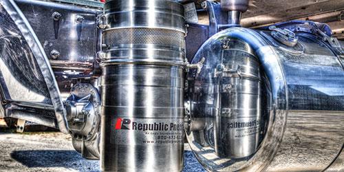Republic Pneumatics Sellersburg, IN-Installation