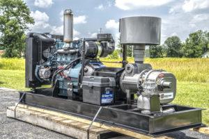 Kubota 3600 diesel package