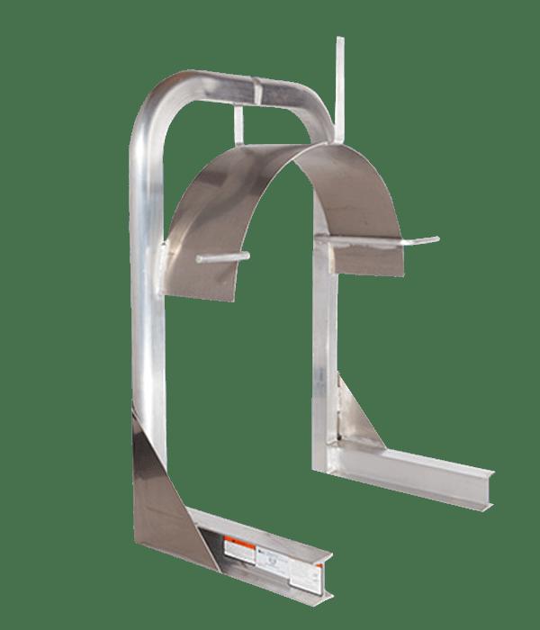 Merritt Aluminum Products Hose Rack