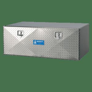 Merritt Aluminum Toolbox for Semi-Trucks