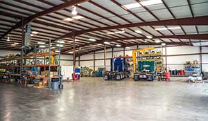 Eagle Flow Solutions Shop in Columbus, GA