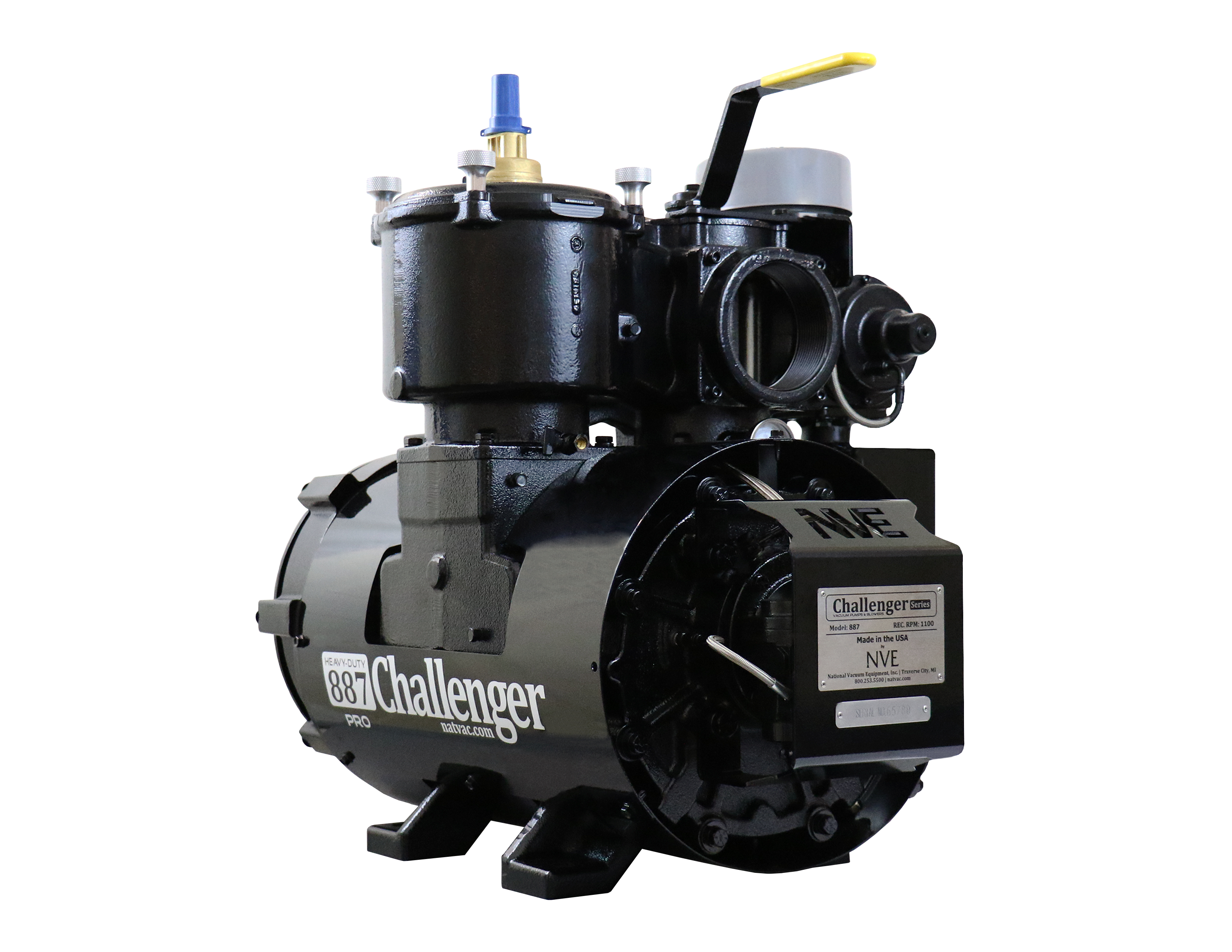 National Vacuum Equipment Pump