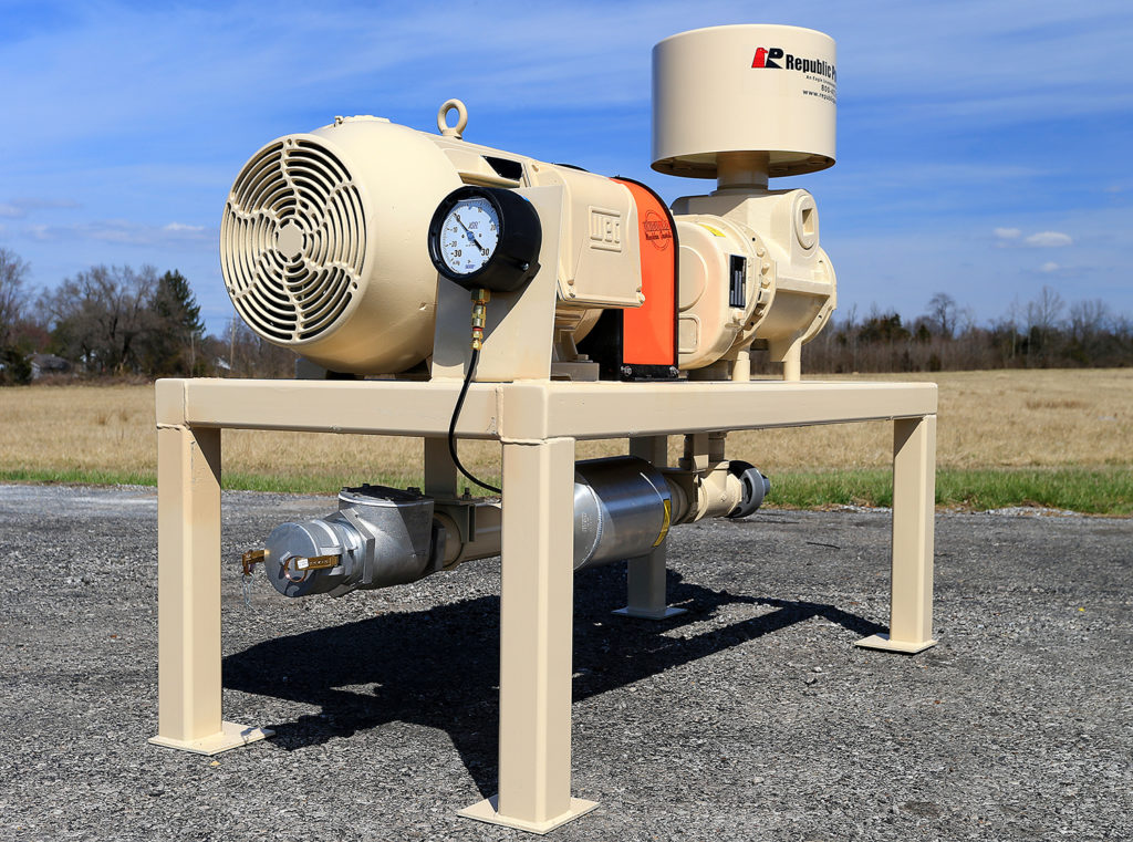 Cement Blower package