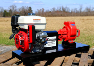 Eagle Flow Solutions - Honda Roper Pump Package