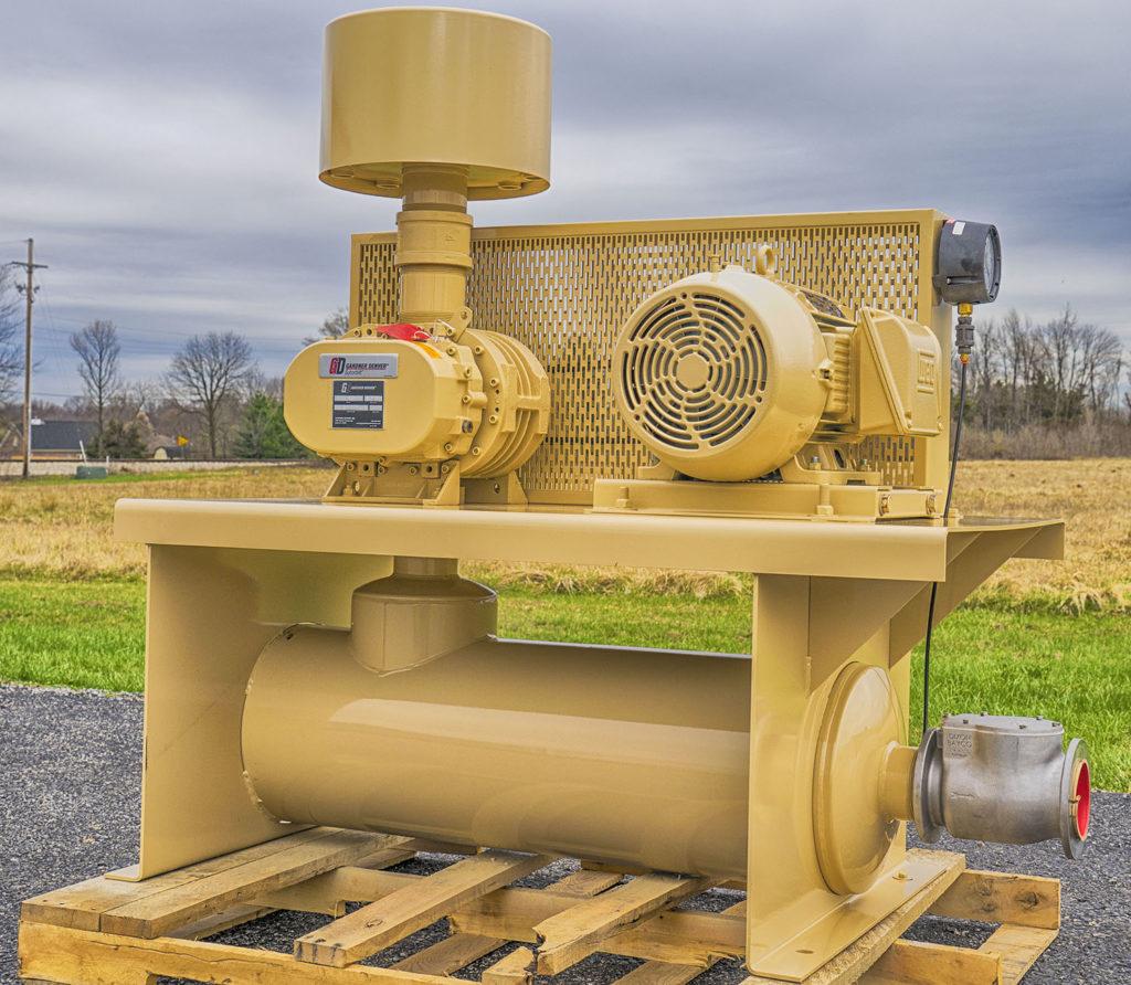 Eagle Flow Solutions - Sutorbilt 5M- Electric PKG1