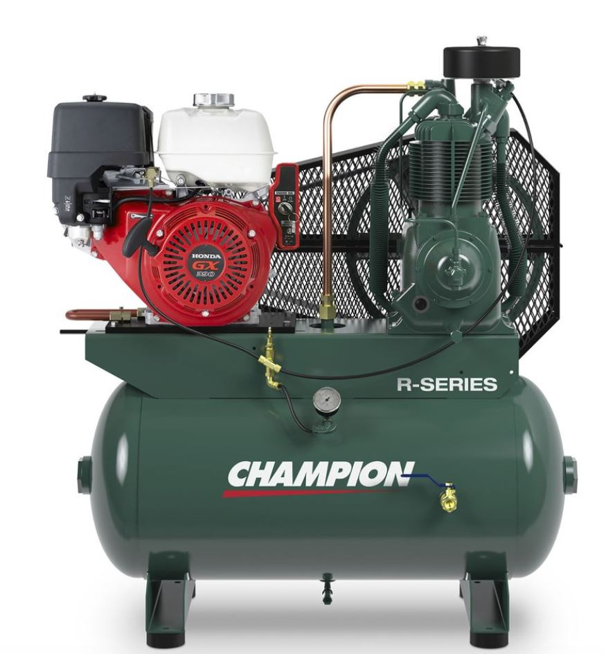 Black Champion Air Compressor